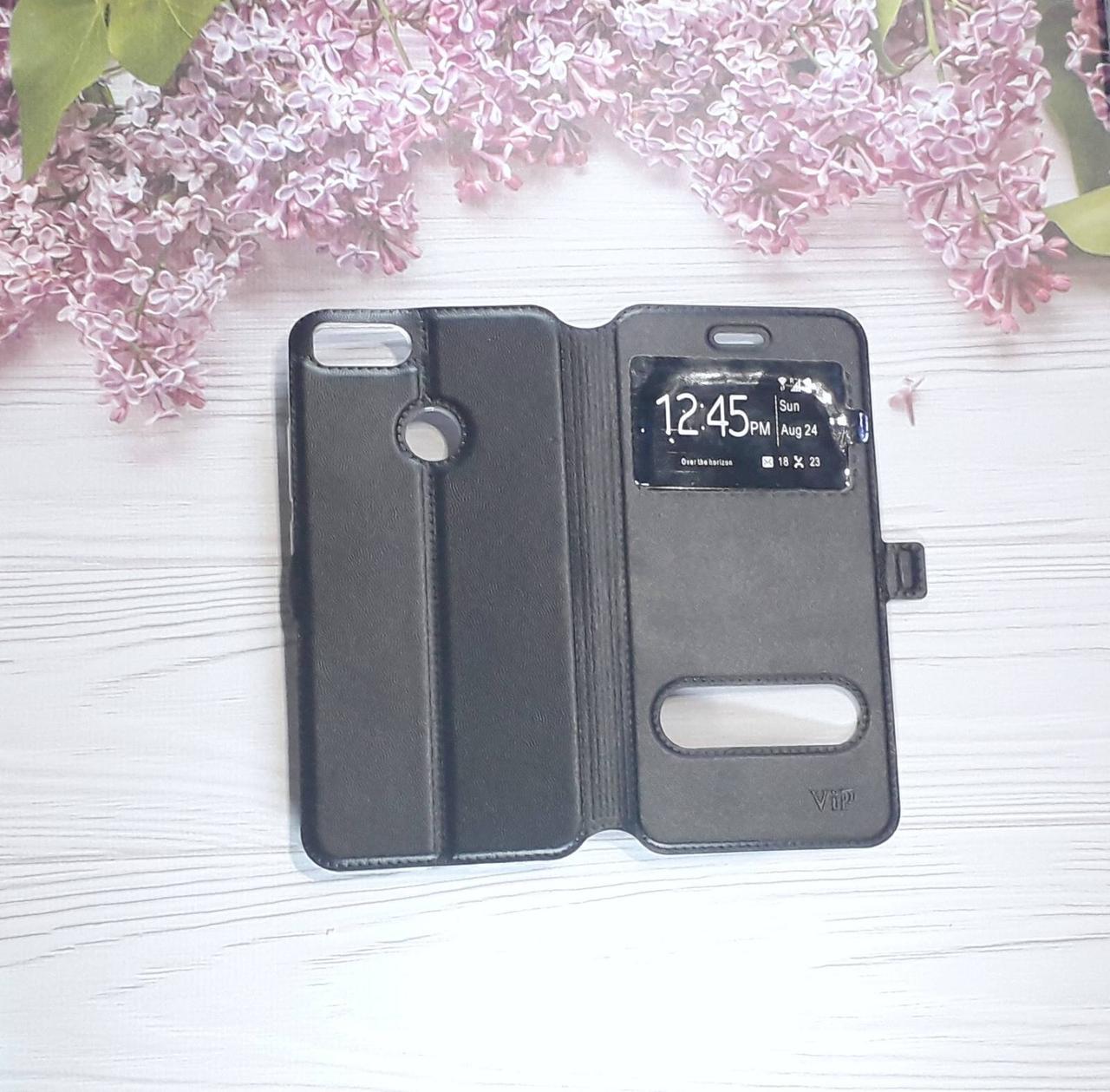 Чехол (книжка) для Xiaomi MiA1/Mi5x, Black