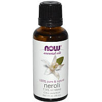 "Масло нероли NOW Foods, Essential Oils ""Neroli"" (30 мл)"