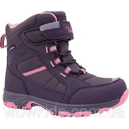 Термо ботинки зимние детские B&G EVS196-116 для девочки 29р.