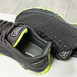 Кроссовки мужские  BaaS Adrenaline GTS, темно-серые (10102) размеры в наличии ► [  41 43  ], фото 8