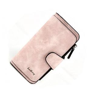 Женский клатч Baellerry Forever Mini N 2345   Светло розовый