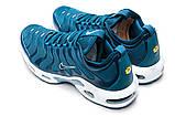 Кроссовки мужские Nike Air Tn, синие (12975) размеры в наличии ► [  43 (последняя пара)  ], фото 8