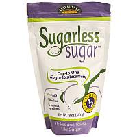 "Сахар без сахара Ellyndale Foods ""Sugarless Sugar"" подсластитель BetterStevia без калорий (510 г)"