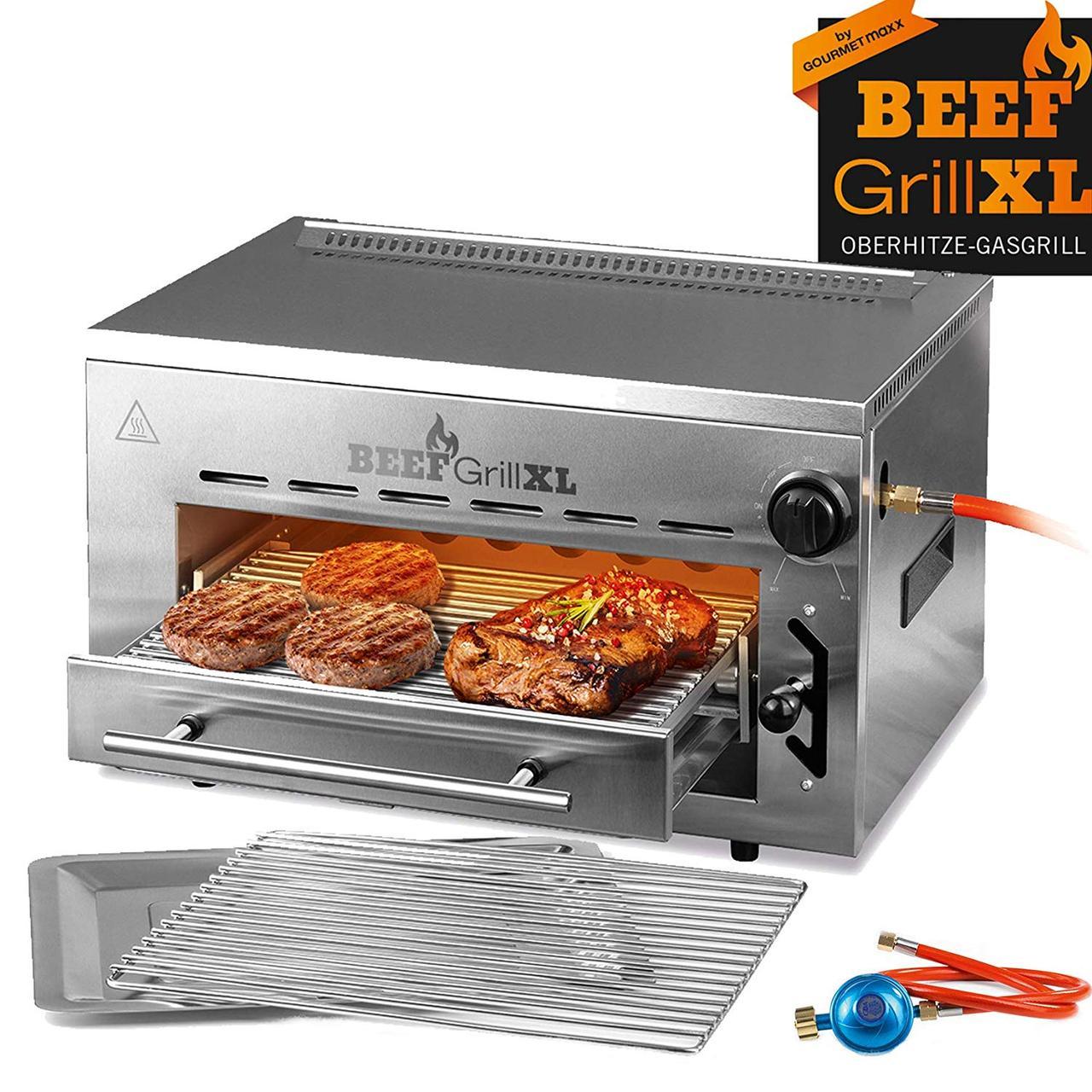 Гриль Газовый GOURMETmaxx Beef Maker
