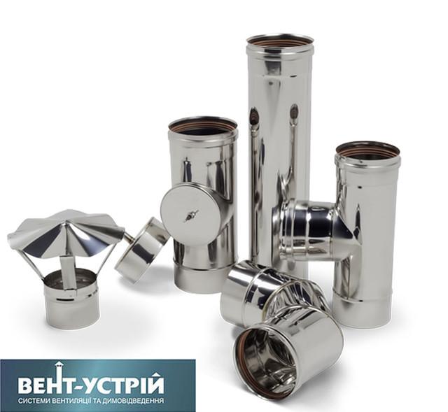 Дымоходные трубы Вент-Устрой