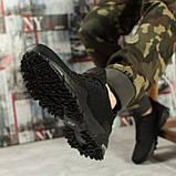 Кроссовки мужские  BaaS Adrenaline GTS, черные (10101) размеры в наличии ► [  43 (последняя пара)  ], фото 5