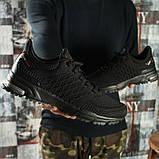 Кроссовки мужские  BaaS Adrenaline GTS, черные (10101) размеры в наличии ► [  43 (последняя пара)  ], фото 6