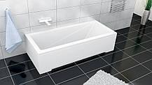 Акриловая ванна MODERN 120х70 Besco PMD Piramida прямоугольная, фото 3