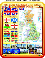 "Стенд ""The United Kingdom of Great Britain and  Northern Ireland"""