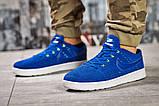 Кроссовки мужские Nike , синие (2470-5) размеры в наличии ► [  42 44  ], фото 2