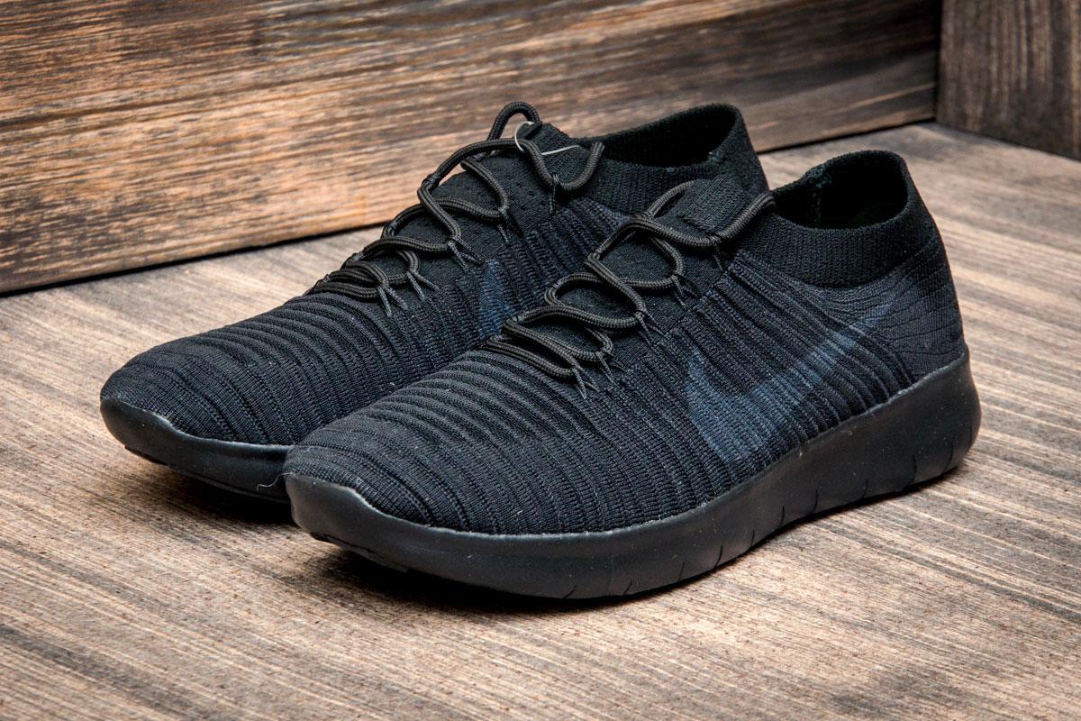 Кроссовки мужские Nike Free Run, черные (2556-2) размеры в наличии ► [  41 43  ]