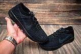 Кроссовки мужские Nike Free Run, черные (2556-2) размеры в наличии ► [  41 43  ], фото 2