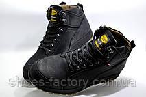 Мужские ботинки Belvas, кожа с натуральным мехом, фото 2
