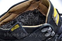 Мужские ботинки Belvas, кожа с натуральным мехом, фото 3