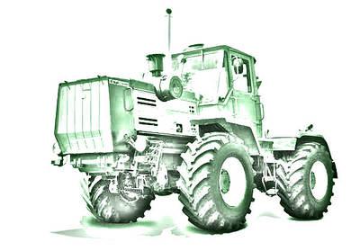 ТРАКТОР Т-150, Т-150К, Т-156, ХТЗ-17221