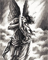"Картина за номерами ""Любов ангела"" 40*50см"