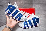 Кроссовки мужские Nike More Uptempo, белые (13918) размеры в наличии ► [  41 43 44  ], фото 2