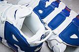 Кроссовки мужские Nike More Uptempo, белые (13918) размеры в наличии ► [  41 43 44  ], фото 6