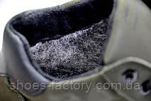 Мужские зимние ботинки в стиле Under Armour, Olive, фото 3