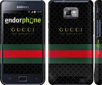 "Чехол на Samsung Galaxy S2 Plus i9105 Gucci 1 ""451c-71"""