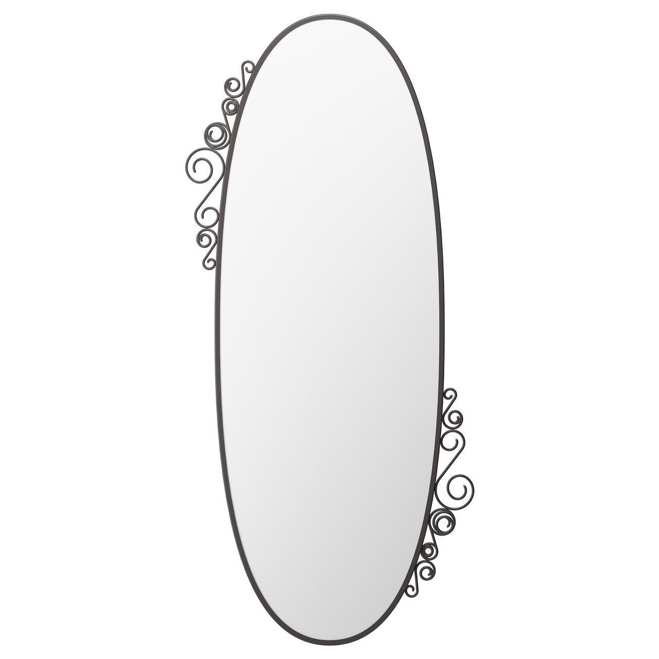 ✅ IKEA EKNE (301.931.39) Зеркало овальное