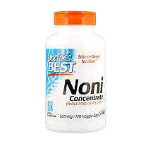 """Концентрат нони Doctor's Best """"Noni Concentrate"""" 650 мг (120 капсул)"""