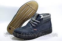 Зимние ботинки Clarks, кожа на меху, фото 3