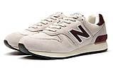 Кроссовки мужские New Balance 670, бежевые (12533) размеры в наличии ► [  42 (последняя пара)  ], фото 7