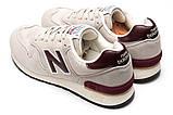 Кроссовки мужские New Balance 670, бежевые (12533) размеры в наличии ► [  42 (последняя пара)  ], фото 8