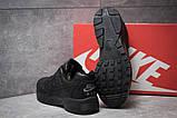 Кроссовки мужские Nike Air, черные (14213) размеры в наличии ► [  45 (последняя пара)  ], фото 4