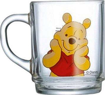 Кружка дитяча Luminarc Disney Winnie the pooh (400 мл )