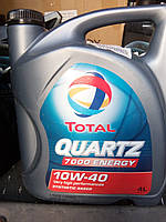 Масло TOTAL 10W40 quartz 7000 Energy 4л