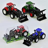 Трактор 2066 (інерційний)