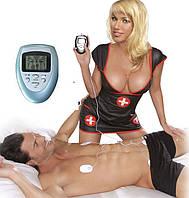 Электро секс комплект физиотерапия стимуляция интимных зон