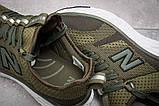 Кроссовки мужские New Balance Trailbuster, хаки (13043) размеры в наличии ► [  44 (последняя пара)  ], фото 6