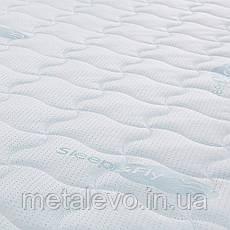 Ортопедический матрас Sleep&Fly CLASSIC 2в1 KOKOS жаккард 70 cm x 190 cm, фото 2