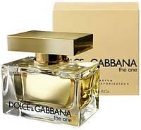 Женская парфюмированная  вода Dolce & Gabbana The One parfum - 75 мл, фото 1
