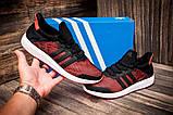 Кроссовки мужские Adidas Bounce, черные (2545-5) размеры в наличии ► [  41 (последняя пара)  ], фото 2