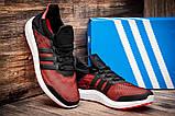 Кроссовки мужские Adidas Bounce, черные (2545-5) размеры в наличии ► [  41 (последняя пара)  ], фото 3