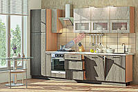 """Кухня """"Хай-тек"""" KX-448, 3,2 м"""