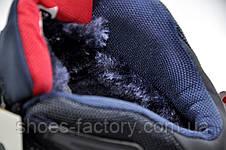 Зимние кроссовки в стиле Salomon, Dark Blue, фото 3