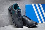 Кроссовки мужские Adidas Porsche Desighn, темно-синие (14724) размеры в наличии ► [  43 (последняя пара)  ], фото 3