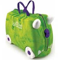 Детские чемоданы Trunki Rex Dinosaur