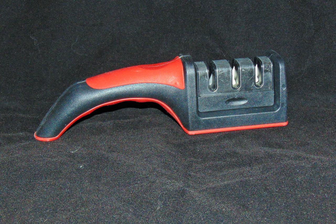 Точилка для ножей универсальная 3в1 Frico FRU-057