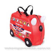 Детский чемодан Trunki Autobus Boris