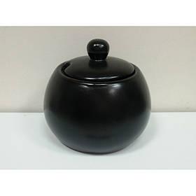 Сахарница 390 мл Astera Black Stone A04110-KLSJ
