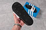 Шлепанцы мужские Adidas Equipment, черные (16293) размеры в наличии ► [  43 45  ], фото 7