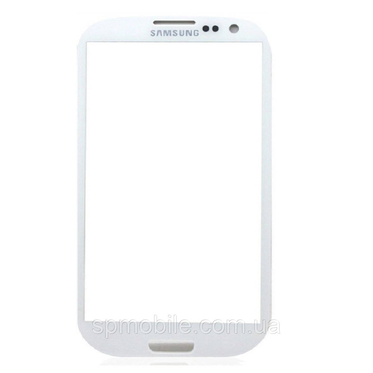 Скло дисплея Samsung A300 Galaxy A3 (2015) White