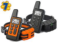 Электронный Ошейник для дрессировки и коррекции поведения собак, до 400 метров PEDONO, Модель: DOG-300Е