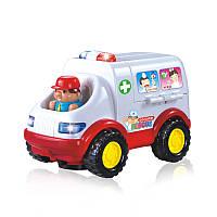 Интерактивная машинка «Скорая Помощь» Joy Toy 836